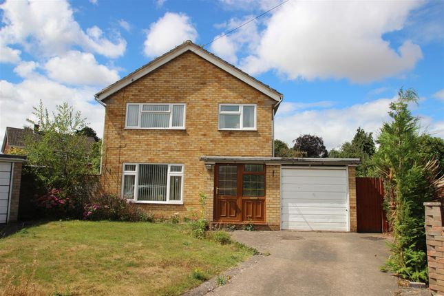 Thumbnail Detached house to rent in Hordley Road, Wellington, Telford