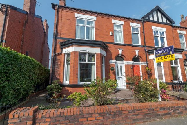 Thumbnail Terraced house for sale in Bolton Road, Atherton, Manchester, Greater Manchester.