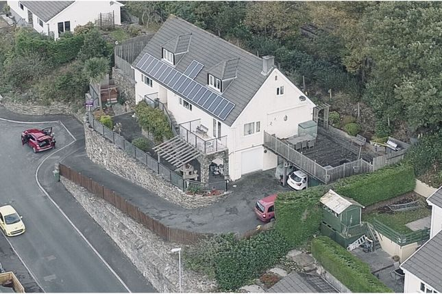 Thumbnail Detached house for sale in Turnavean Road, St. Austell
