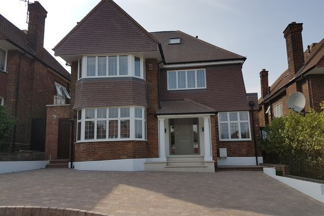 Thumbnail Detached house to rent in The Paddocks, Wembley Park