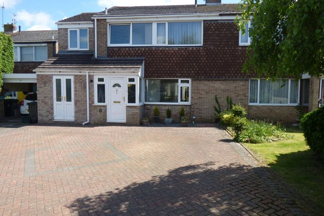 Thumbnail Semi-detached house for sale in Friary Grange Park, Winterbourne, Bristol