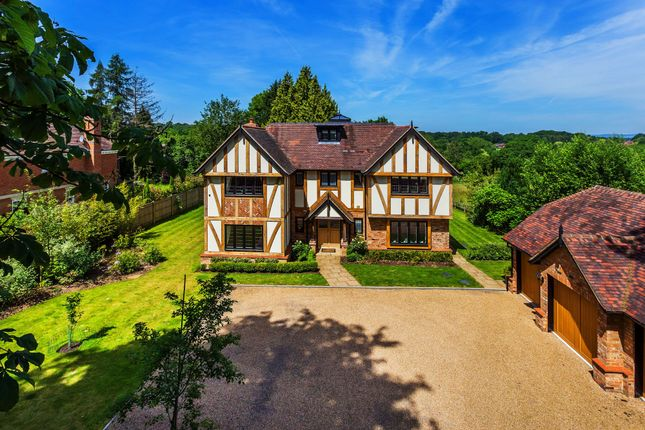 Thumbnail Detached house for sale in Swissland Hill, Dormans Park, East Grinstead, West Sussex