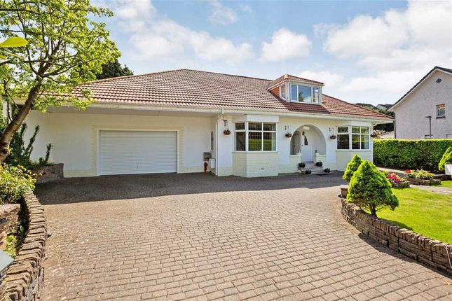 Thumbnail Detached house for sale in Old Coach Road, Village, East Kilbride
