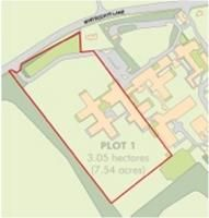 Thumbnail Land for sale in Whitecotes Lane, Chesterfield, Derbyshire