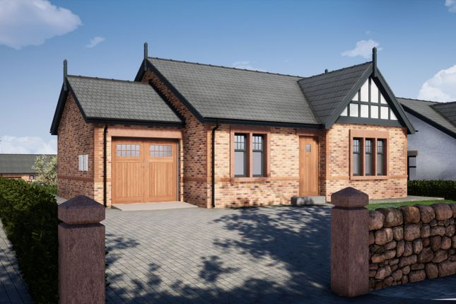Thumbnail Detached bungalow for sale in Little Salkeld, Little Salkeld