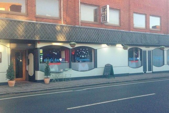 Thumbnail Restaurant/cafe to let in 4-14 Dame Alice Street, Bedford