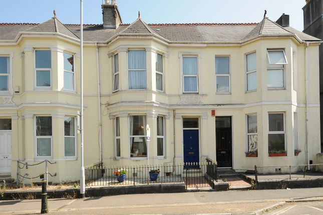 Thumbnail Terraced house for sale in Beaumont Road, Plymouth, Devon