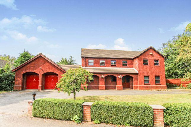 Thumbnail Detached house for sale in Whitegates, West Hunsbury, Northampton