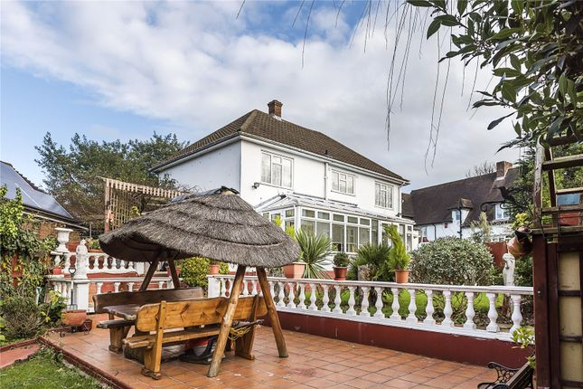 Thumbnail Detached house for sale in Jerviston Gardens, London