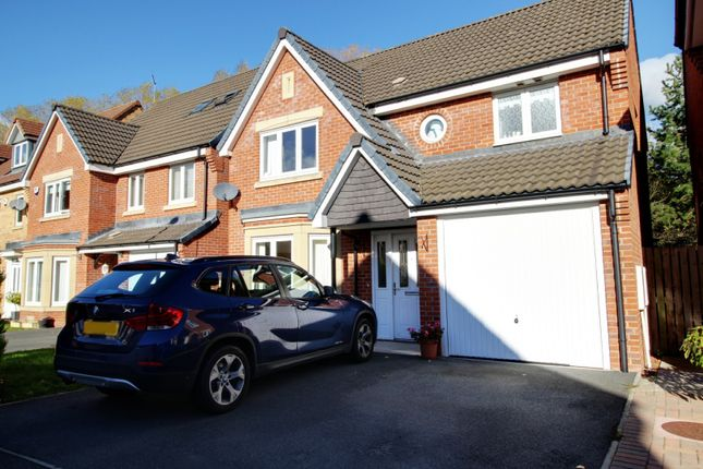 Thumbnail Detached house for sale in Annand Way, Newton Aycliffe, Durham