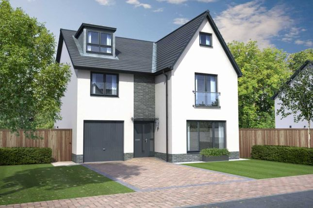 """Thumbnail Detached house for sale in """"Hutton Grand"""" at Church Place, Winchburgh, Broxburn"""