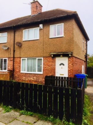 3 bed semi-detached house to rent in Queen's Gardens, Blyth