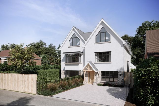 Thumbnail Semi-detached house for sale in Kings Avenue, Lower Parkstone, Poole