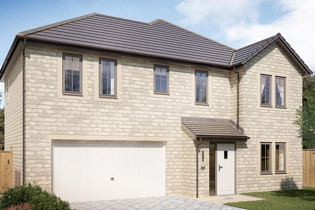 "Thumbnail Detached house for sale in ""The Westbury"" at Garden House Drive, Acomb, Hexham"