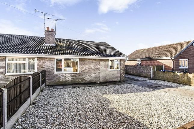 Thumbnail Semi-detached bungalow for sale in Parkway, Armthorpe, Doncaster