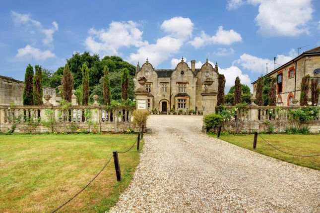 Thumbnail Detached house for sale in Cleycourt Manor, Bourton, Wiltshire