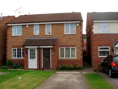 Semi-detached house to rent in Ayton Gardens, Chilwell