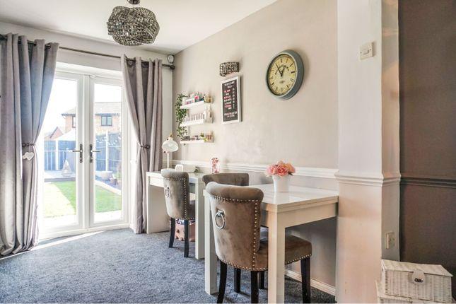 Dining Room of Welney Gardens, Pendeford, Wolverhampton WV9