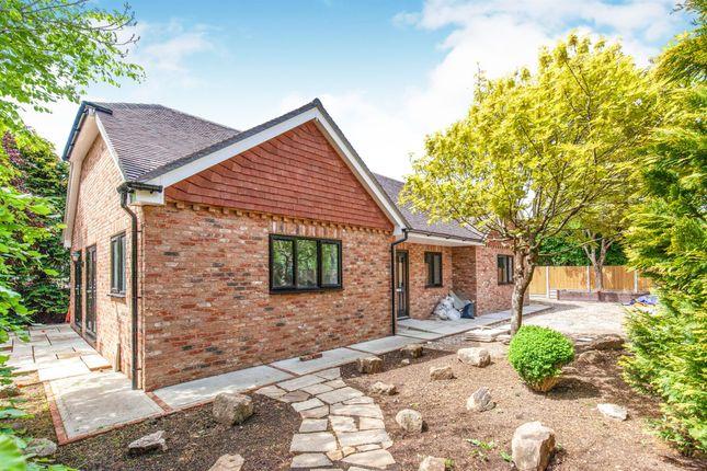 Thumbnail Detached house for sale in London Road, Hailsham