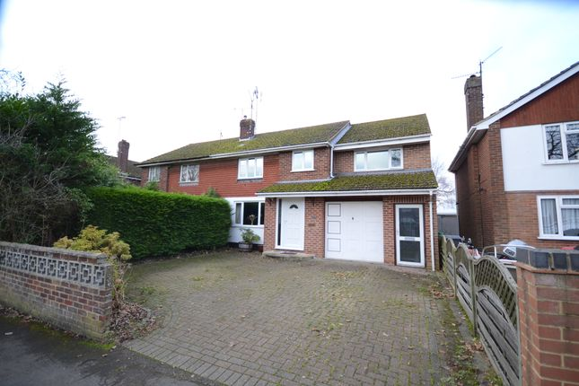 4 bed semi-detached house for sale in Cotswold Way, Tilehurst, Reading