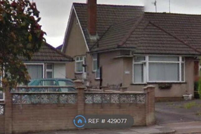 Thumbnail Bungalow to rent in Penylan, Cardiff