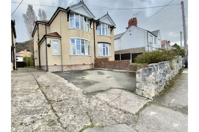 Thumbnail Semi-detached house for sale in St. Asaph Road, Dyserth