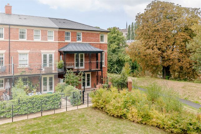 Thumbnail Detached house for sale in Cadman Place, The Old Meadow, Shrewsbury