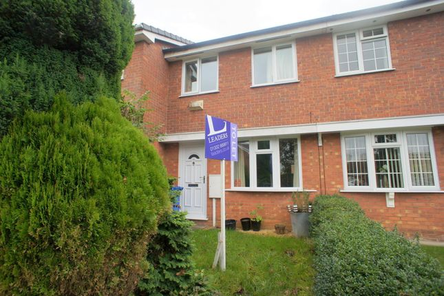 Thumbnail Town house to rent in Appian Way, Alvaston, Derby