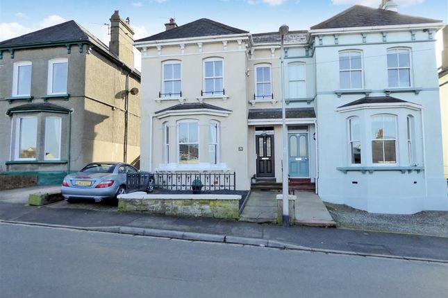 Thumbnail Town house for sale in Victoria Road, Whitehaven