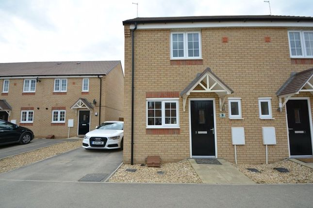 Thumbnail Property to rent in Daphne Grove, Cardea, Peterborough.