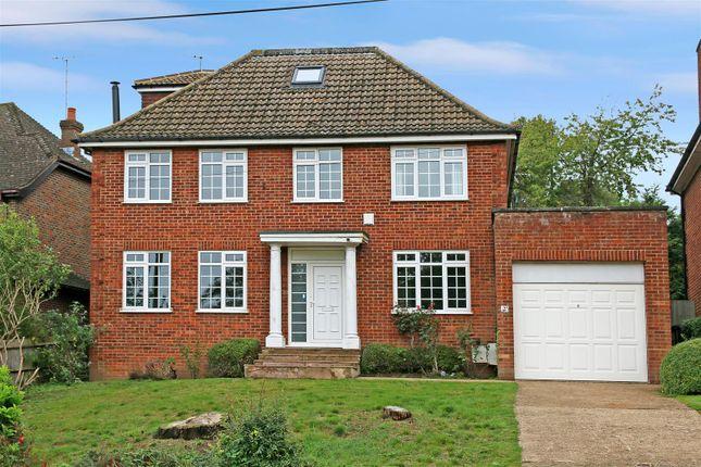 Thumbnail Detached house for sale in Beech Avenue, Radlett