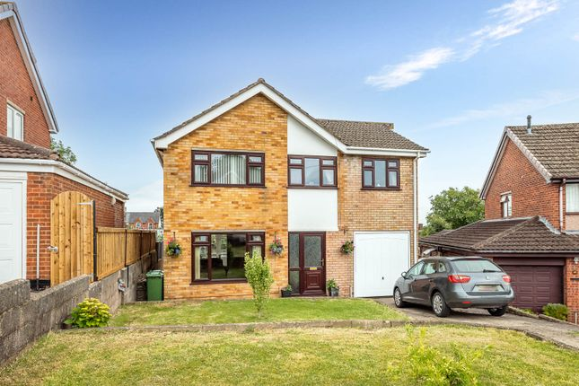 Thumbnail Detached house for sale in Templeway West, Lydney