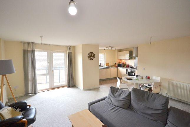 2 bed flat to rent in Woolmonger Street, Northampton NN1
