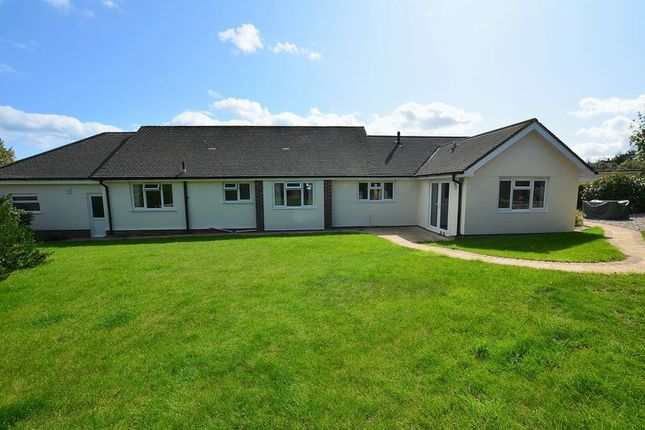 Thumbnail Detached bungalow for sale in Manor Vale Road, Galmpton, Brixham