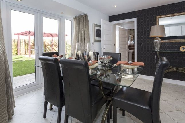 "Thumbnail Detached house for sale in ""Fenton"" at Kingseat Avenue, Kingseat, Newmachar, Aberdeen"