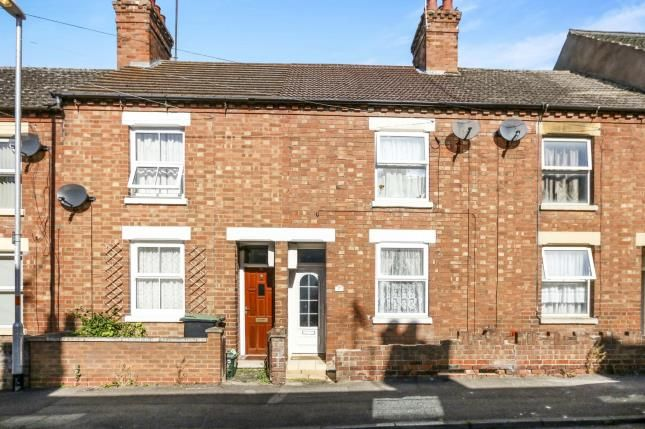 Thumbnail Terraced house for sale in Crabb Street, Rushden, Northants, England
