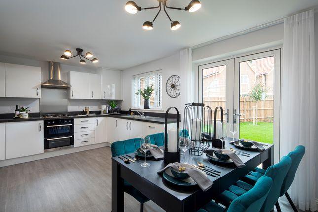 Thumbnail Semi-detached house for sale in Crocus Fields, Little Walden Road, Saffron Walden