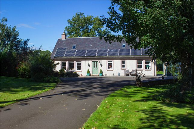 Thumbnail Detached house for sale in Quarry Cottage, Pressock, Guthrie, By Forfar, Angus