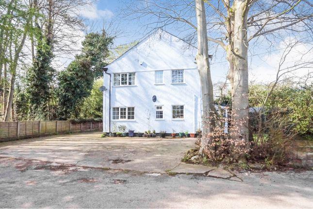 Thumbnail Detached house for sale in Chapel Lane, Cronton, Widnes
