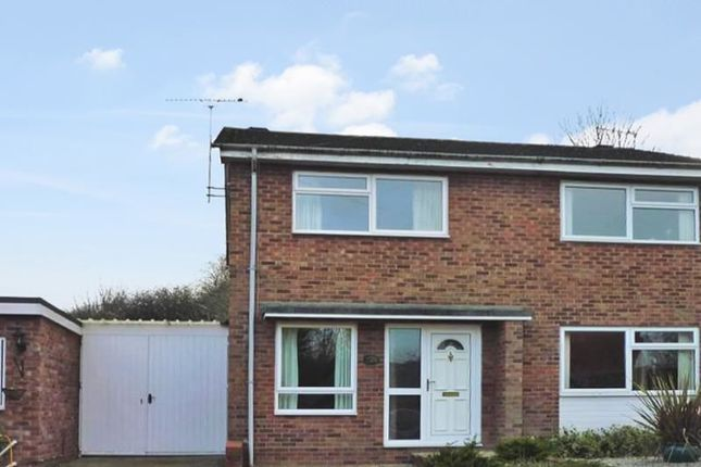Thumbnail Semi-detached house to rent in Shelf Bank Close, Oswestry