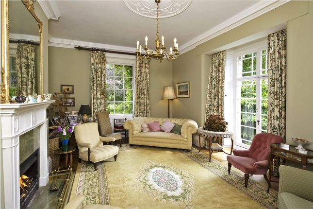 Sitting Room of Old Fakenham Road, Foxley, Dereham, Norfolk NR20