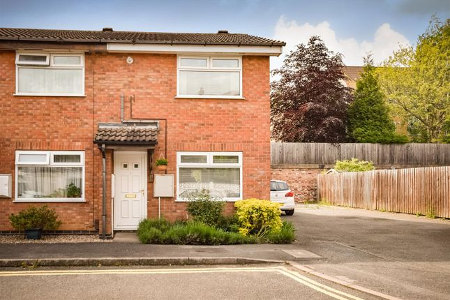 2 bed end terrace house for sale in Ponsonby Terrace, Friar Gate, Derby DE1