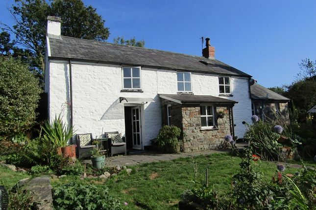 Thumbnail Detached house for sale in Nantyffin Road, Penycae, Swansea.