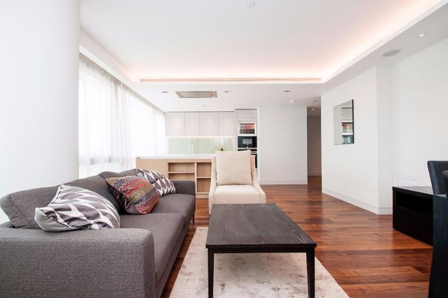 Thumbnail Flat for sale in Canaletto, City Road, London