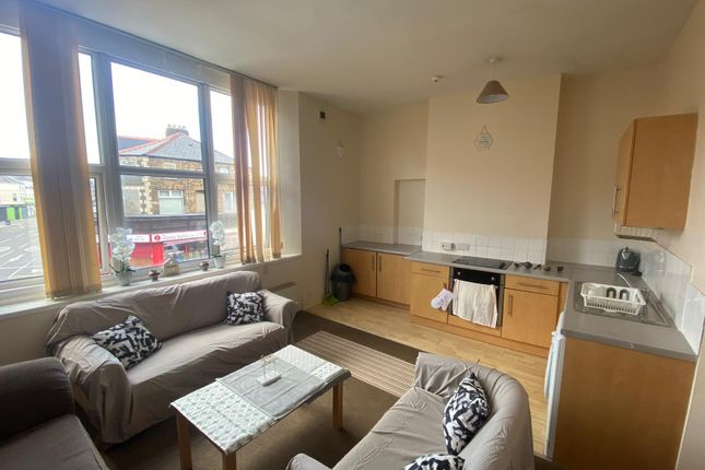 Thumbnail Flat to rent in Tudor Street, Cardiff