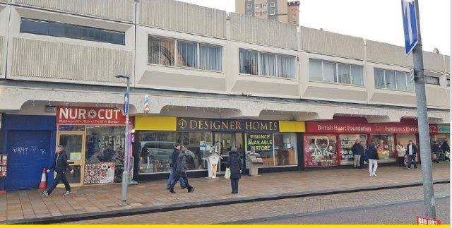 Thumbnail Retail premises to let in Brandon Parade East, Motherwell