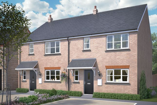 Thumbnail Semi-detached house for sale in Midland Road, Raunds, Wellingborough