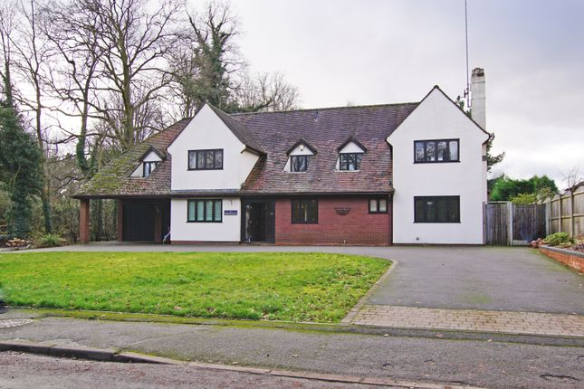 Thumbnail Detached house for sale in Station Road, Blackwell