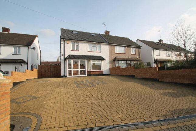 Thumbnail Semi-detached house for sale in Purleigh Avenue, Woodford Green
