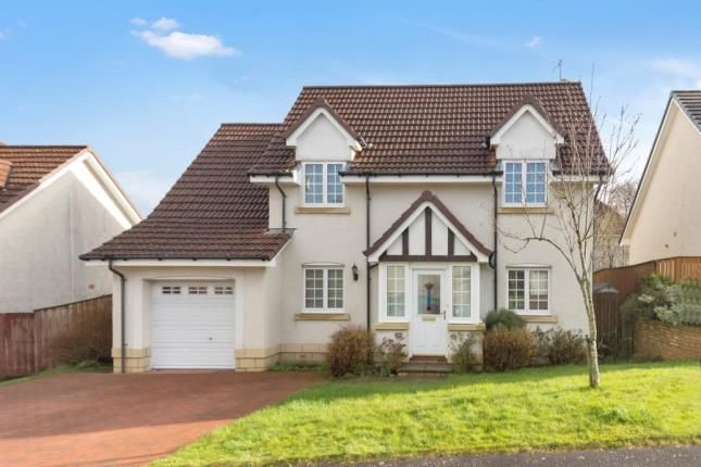 Thumbnail Detached house for sale in Finbraken Drive, Gourock, Inverclyde